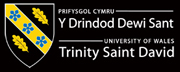 University of Wales Trinity St David logo.